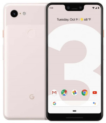Смартфон Google Pixel 3 XL 4/64Gb Not Pink