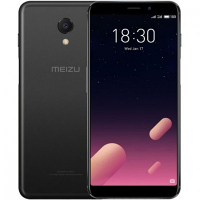 MEIZU M6s 32Gb M712Q Black