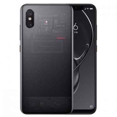 Смартфон Xiaomi Mi8 PRO 8/128Gb Transparent Titanium Global Version EU