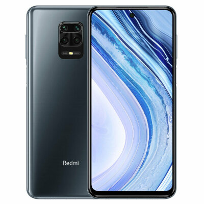 Смартфон Xiaomi Redmi Note 9 PRO 6/128GB Interstellar Grey/Серый Global Version EU