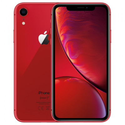 Смартфон Apple iPhone XR 64Gb (PRODUCT) Red/Красный MRY62RU/A