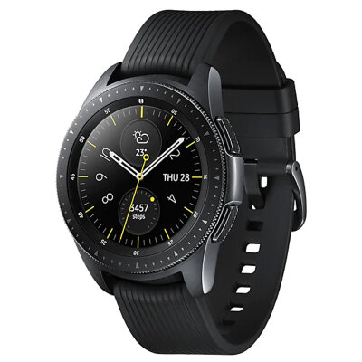 Смарт-часы Samsung Galaxy Watch 42mm R810 Bluetooth version Midnigth Black