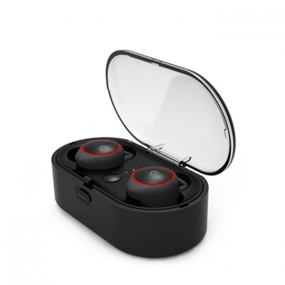 Наушники Devia TWS Wireless Bluetooth EM030 Black