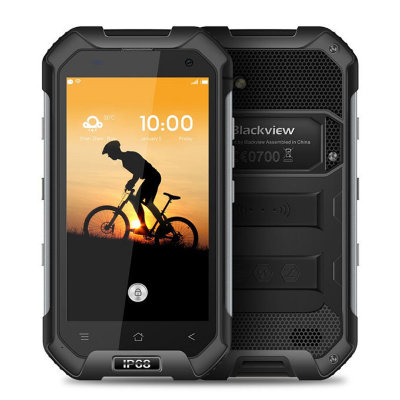 Смартфон Blackview BV6000S Black