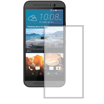 Защитное стекло Glass Pro Screen Protector для HTC One M9