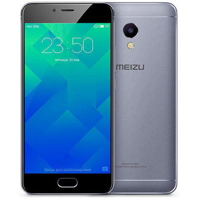 MEIZU M5S 16Gb M612H Grey EU