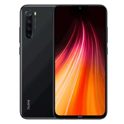 Смартфон Xiaomi Redmi Note 8T 4/128GB Moonshadow Grey/Серый Global Version EU