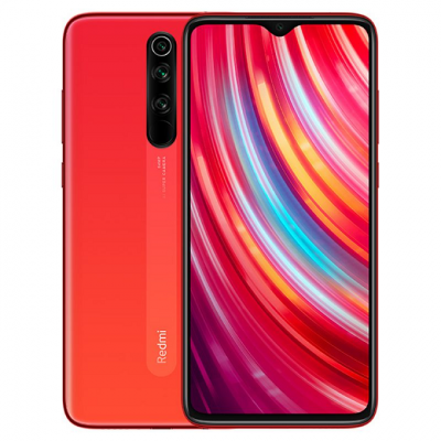 Смартфон Xiaomi Redmi Note 8 Pro 8/128Gb Coral Orange/Оранжевый CN