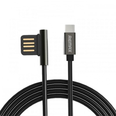 Кабель REMAX Emperor Series Cable USB Type-C (RC-054a) черный