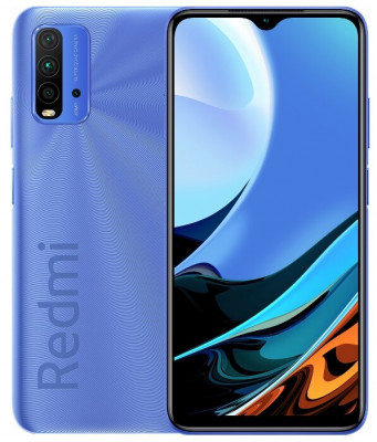 Смартфон Xiaomi Redmi 9T 6/128GB Twilight Blue/Синий Global Version