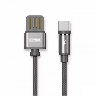 Кабель REMAX Gravity Series Cable USB Type-C (RC-095a) черный