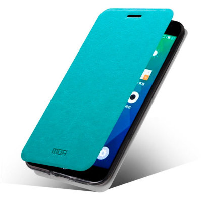 Чехол-книжка Mofi Book Cover для Meizu MX4 (Blue)