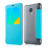 Чехол-книжка Baseus Primary Color Case для Meizu MX4 (Blue)