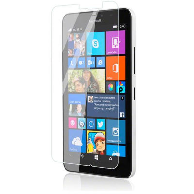 Защитное стекло Glass Pro Screen Protector для Microsoft Lumia 640 XL