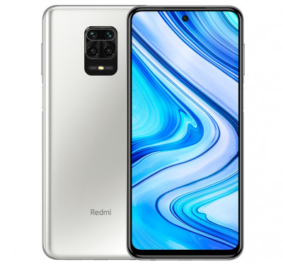 Смартфон Xiaomi Redmi Note 9S 4/64GB Glacier White/Белый RU Version