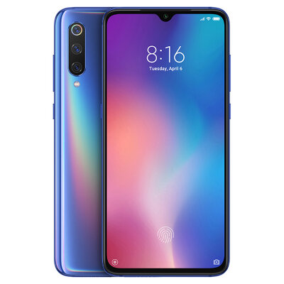 Смартфон Xiaomi Mi9 6/128Gb Blue/Синий Global Version EU