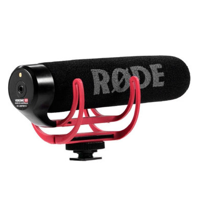 Накамерный микрофон RODE VIDEOMIC GO