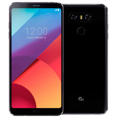 Смартфон LG G6 64Gb H870DS Black