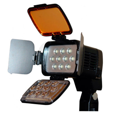 Накамерный свет Video Light Professional LED-1800 (charger+F770)