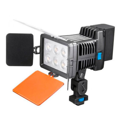Накамерный свет Video Light Professional LED-5010A (charger+F770)