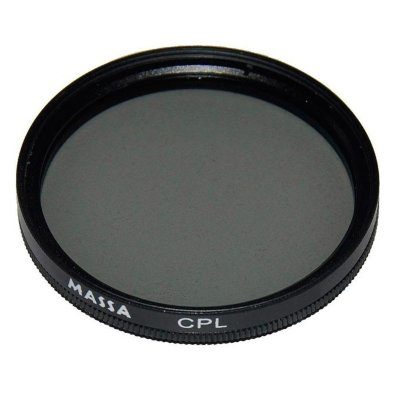 Светофильтр MASSA Circular Polarizer CPL High Quality 58mm