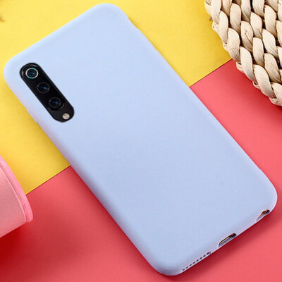 Чехол накладка Molano Cano Jelly Case для Xiaomi Mi9 SE серый