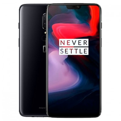 Смартфон OnePlus 6 6/64GB A6000 Mirror Black