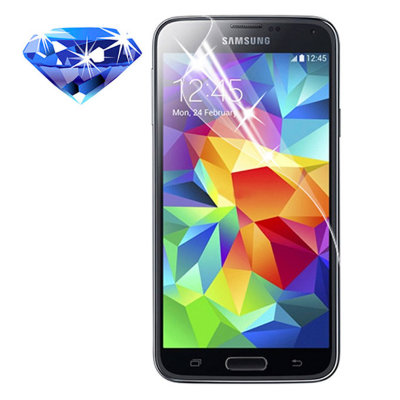 Защитная пленка Professional Screen Protector  Diamond для Samsung Galaxy S5