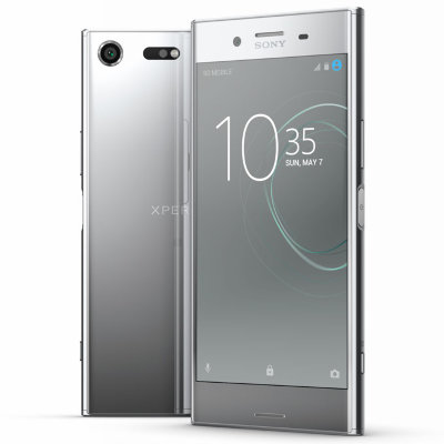 Смартфон Sony Xperia XZ Premium 64Gb G8142 Chrome