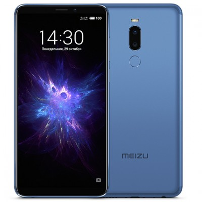 Смартфон Meizu Note 8 4/64GB M822H Blue/Синий EU