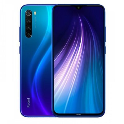 Смартфон Xiaomi Redmi Note 8T 4/64GB Starscape Blue/Синий Global Version EU