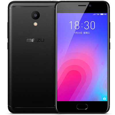 MEIZU M6 32Gb Black EU