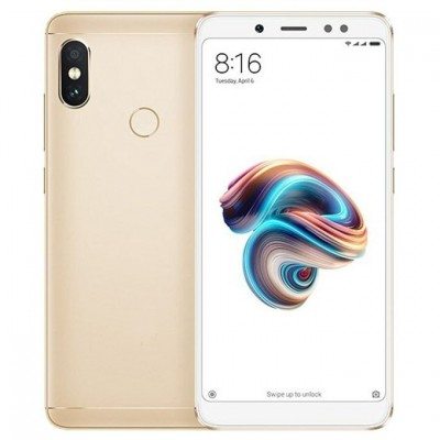 Смартфон Xiaomi Redmi Note 5 4/64Gb Gold/Золотой Global Version EU