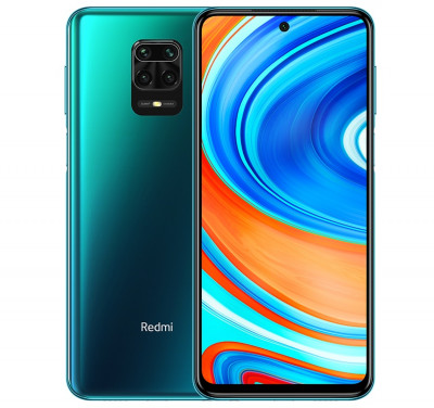 Смартфон Xiaomi Redmi Note 9S 4/64GB Aurora Blue/Синий RU Version