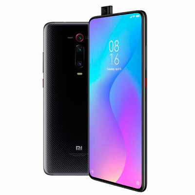 Смартфон Xiaomi Mi 9T 6/128GB Carbon Black/Черный Global Version EU
