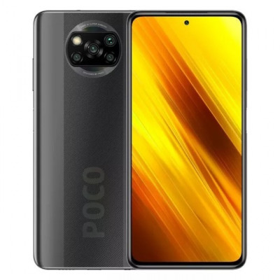 Смартфон Xiaomi Poco X3 NFC 6/128Gb Shadow Grey/Серый Сумрак Global Version EU