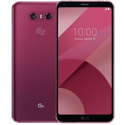 Смартфон LG G6 64Gb H870DS Raspberry Rose